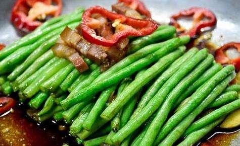 华容青豆角—加工食品