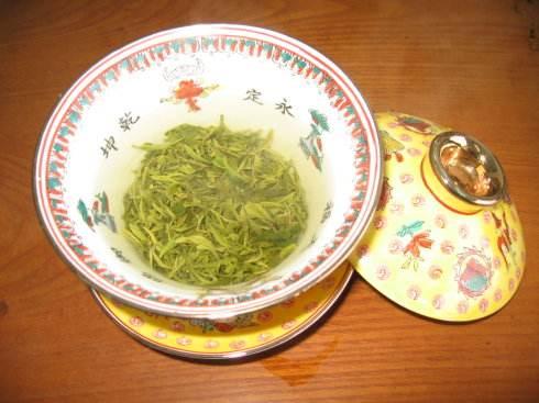 屈乡丝绵茶