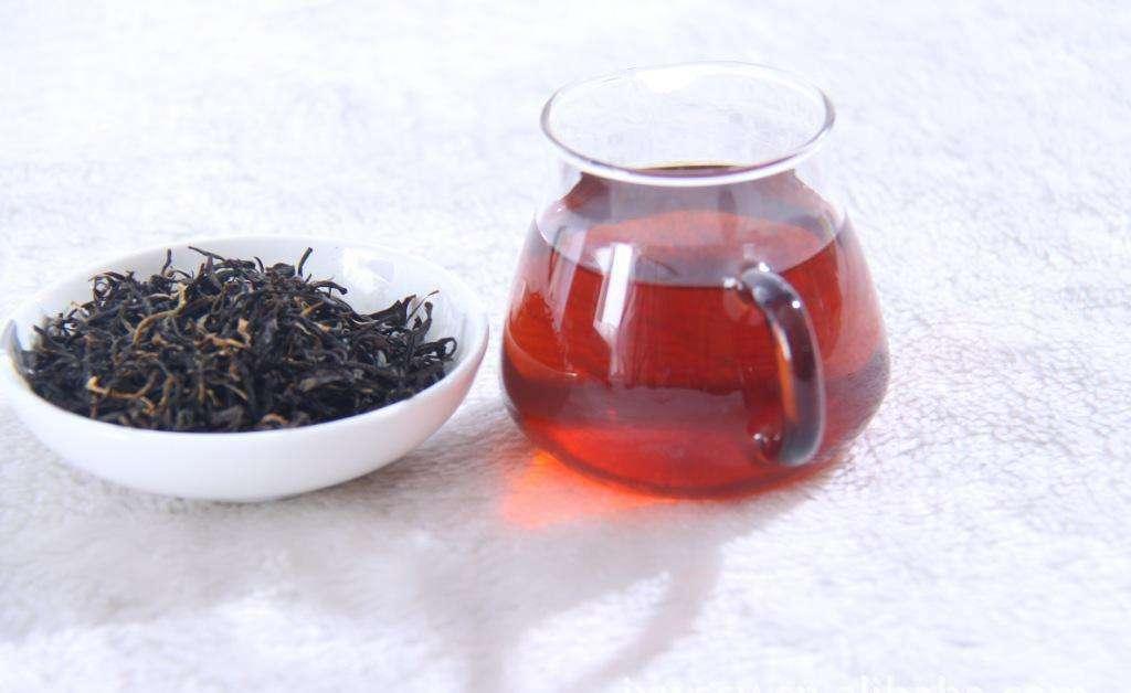 修水宁红茶—泡茶