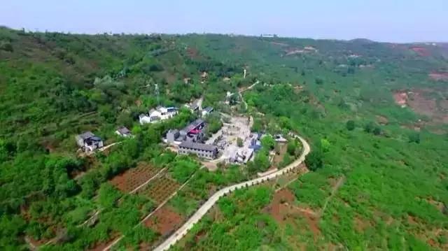 灞桥樱桃产地环境