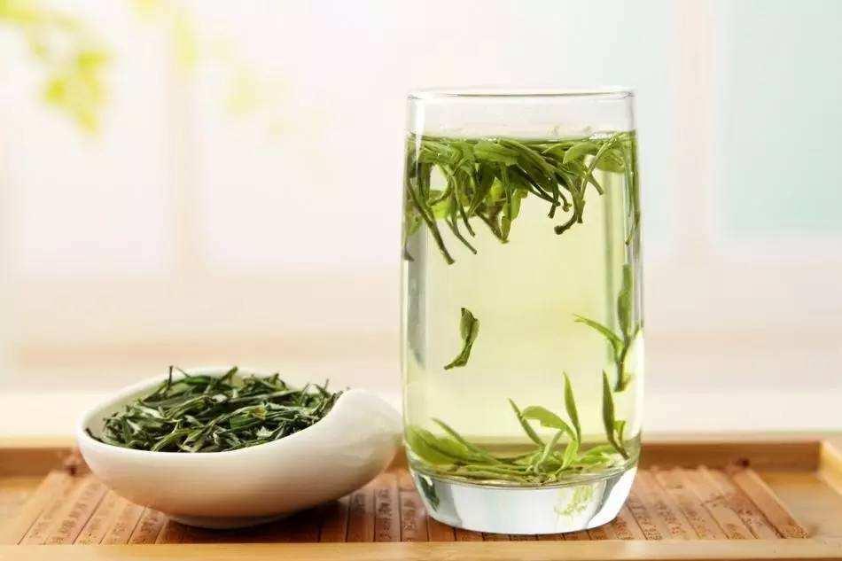 洪雅绿茶—泡茶