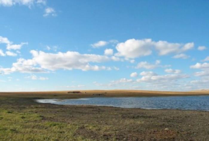 苏尼特羊肉产地-锡林郭勒大草原