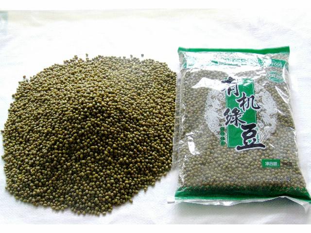 天山大明绿豆