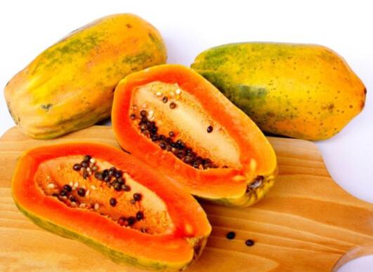 芭蕉木瓜果实