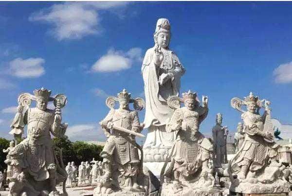 惠安石雕作品