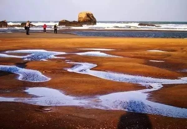 漳港海蚌海域
